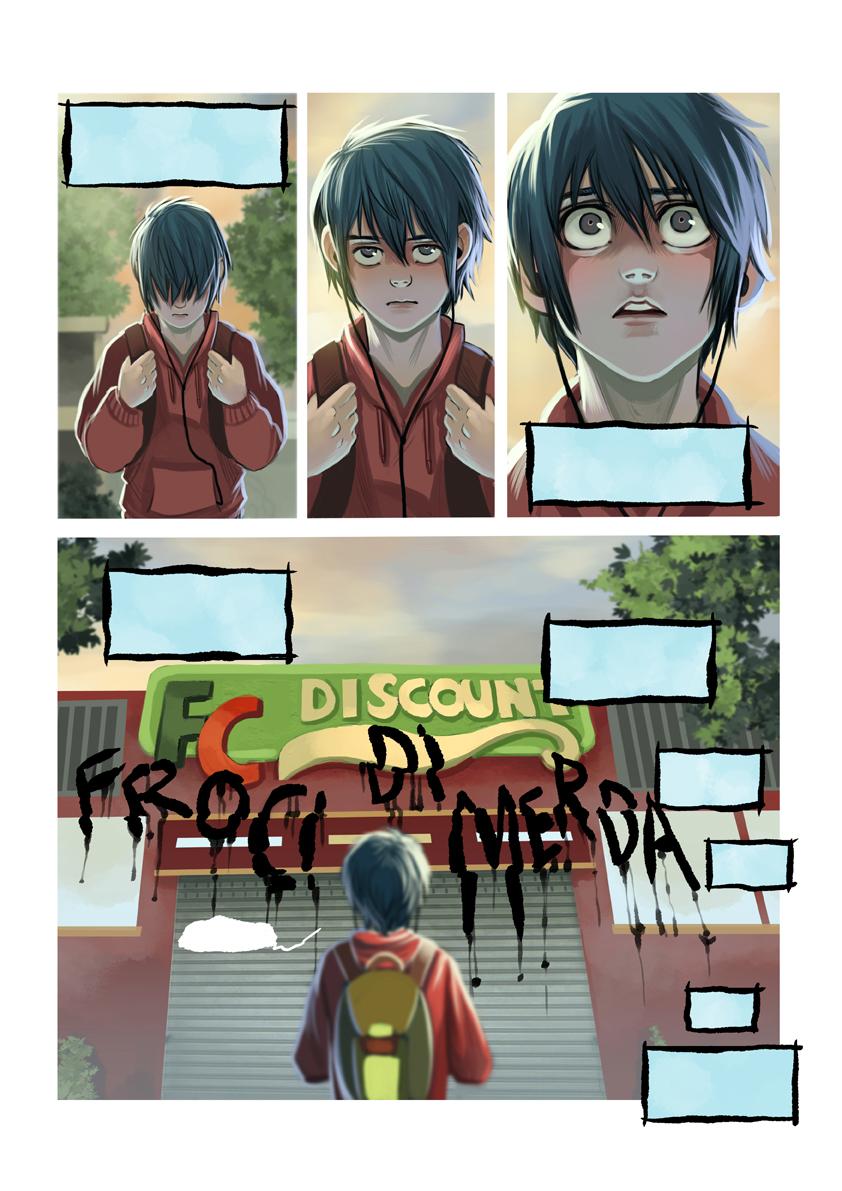 Eccezionale Yaruki 2017: Nine Stones di Samuel Spano | AnimeClick QS59