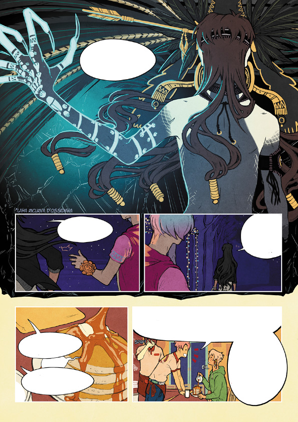 Avatar cartoon sesso fumetti