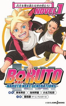 Boruto: Naruto Next Generations (Novel)