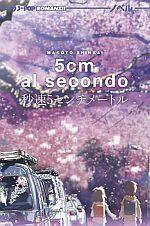 [Novel] 5 Cm al secondo