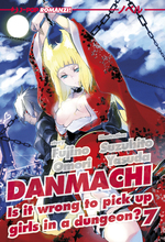 [Novel] Danmachi - Is it wrong to pick Up girls in a dungeon?