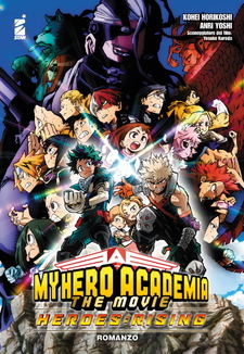 My Hero Academia - Heroes:Rising