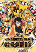 [Novel] One Piece Gold: Il Film