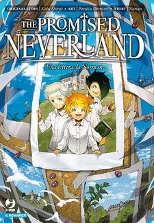 The Promised Neverland: Una Lettera da Norman