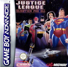 Justice League: Injustice for All