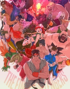 Ultra Street Fighter II: The Final Challenge