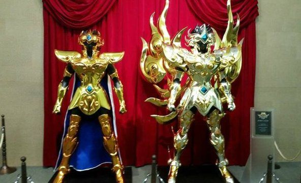 Soul of Gold models