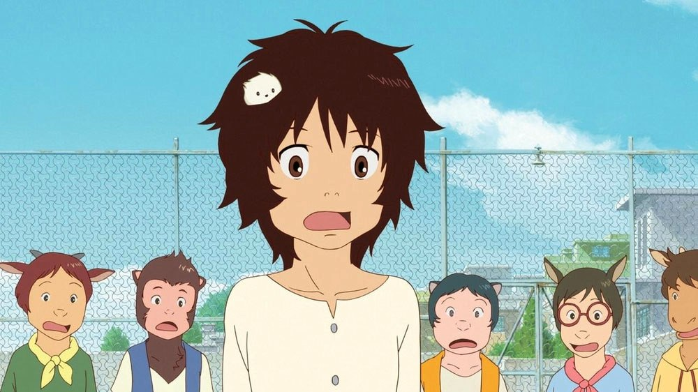 Risultati immagini per the boy and the beast hosoda