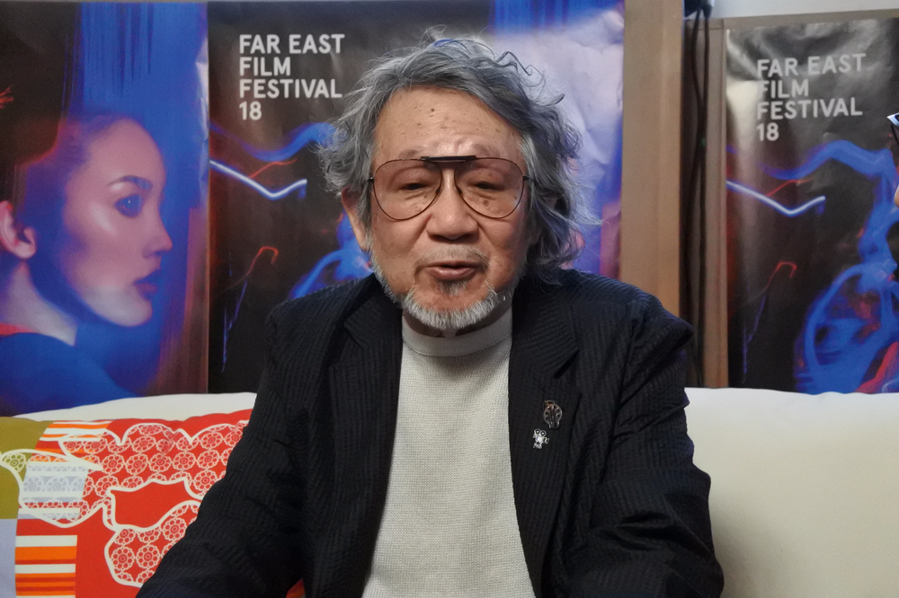 Obayashi Nobuhiko, FEFF18, Photo by AnimeClick.it