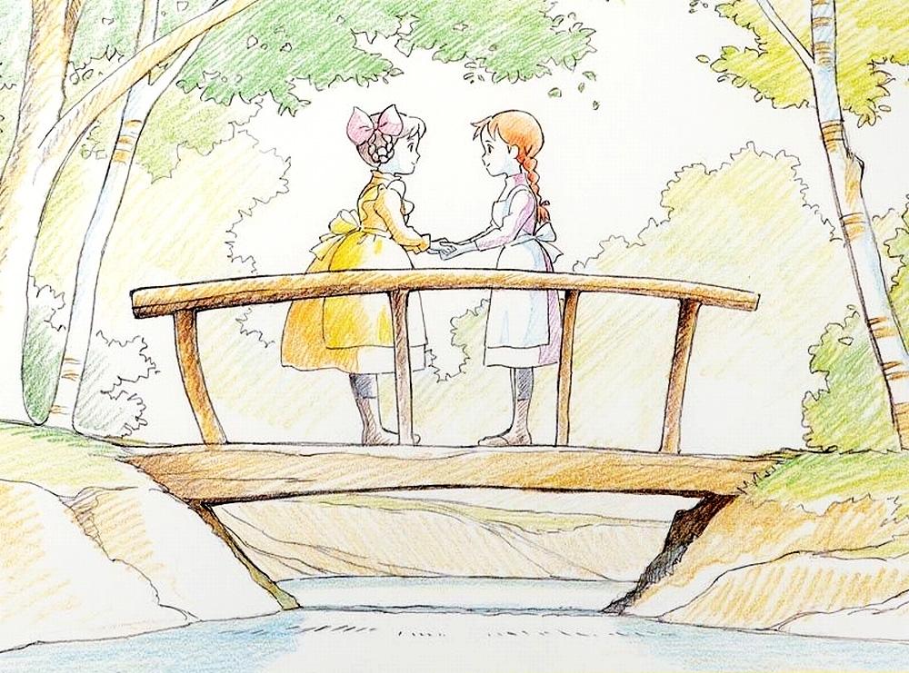 L'amicizia che permise ad Anna dai capelli rossi di conquistare il Giappone