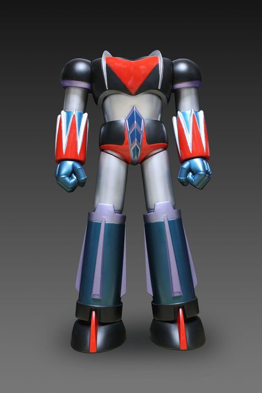 Grendizer Body for Dizer Shooter Miyazawa Models Limited.jpg