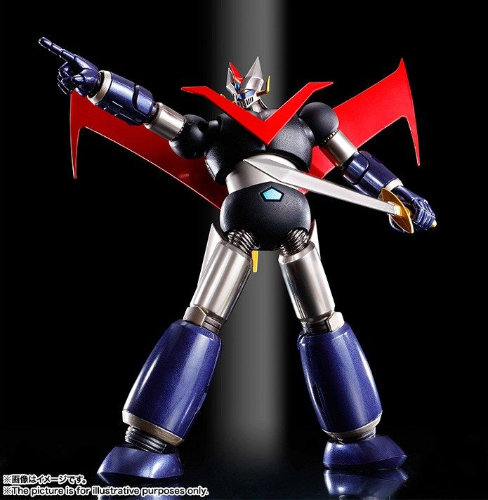 great mazinger iron (Kurogane) Finish.jpg