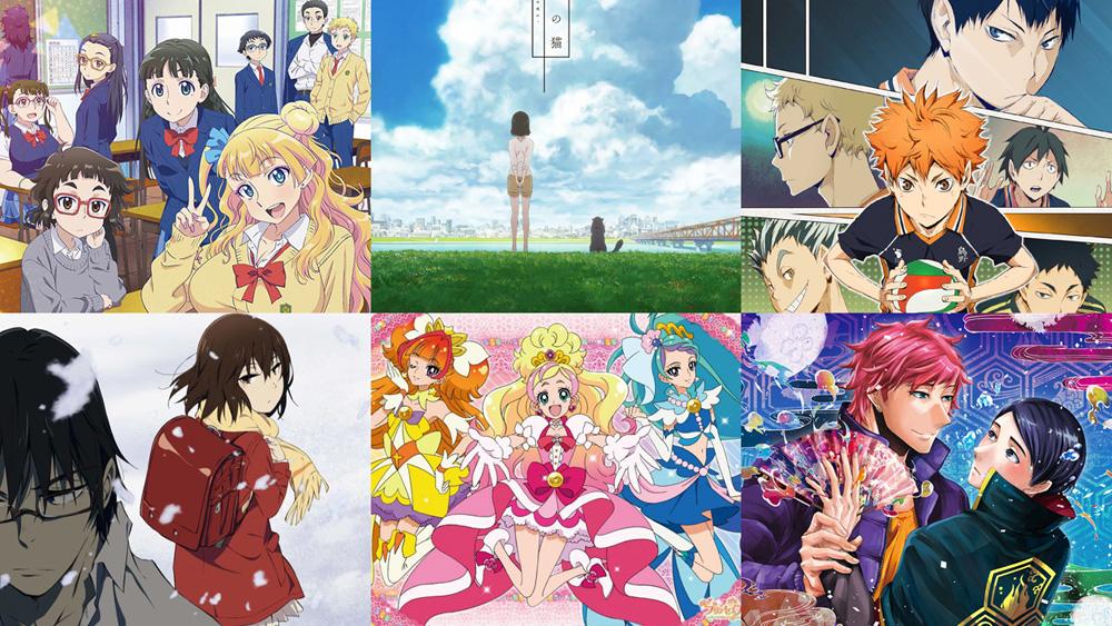 AnimeClick.it consiglia: Gli anime terminati nell'inverno 2016 Parte 1