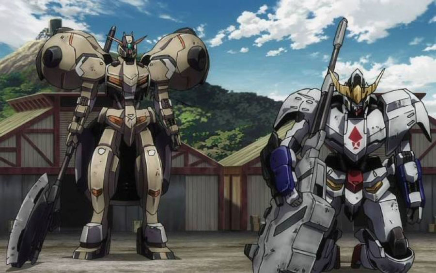 Mobile Suit Gundam: Iron Blooded Orphans 2