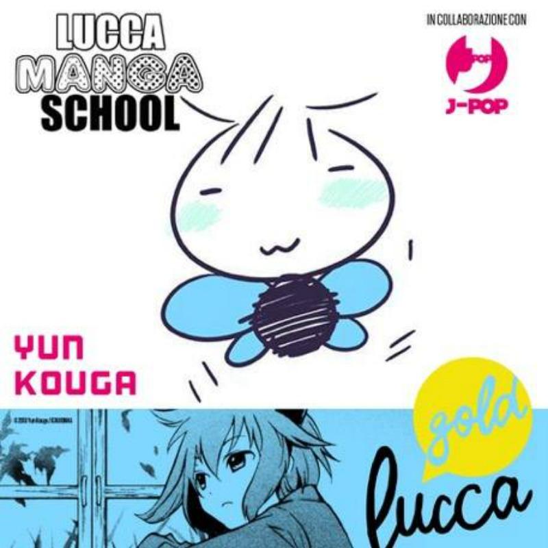 Yun Kouga a Lucca