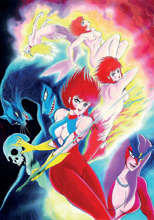 Cutie Honey the Origin - recensione manga  Go Nagai.jpg