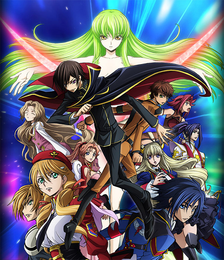 Code Geass 10th Anniversary