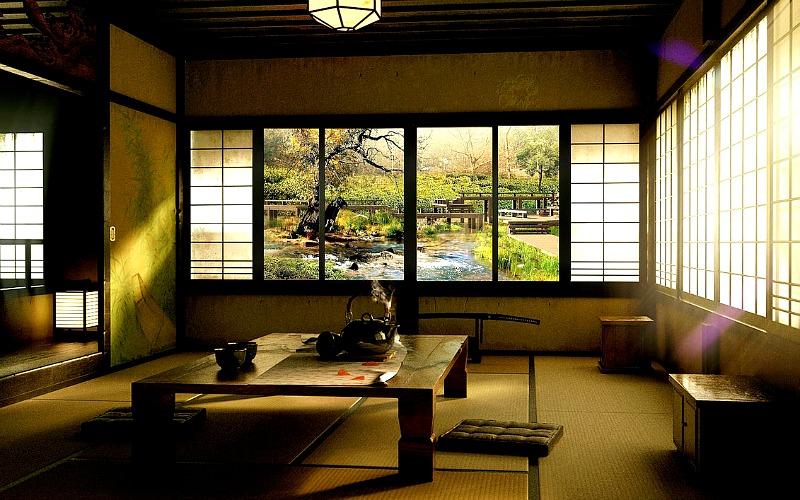 la casa tradizionale giapponese: scopriamo i suoi segreti ... - Arredamento Casa Giapponese