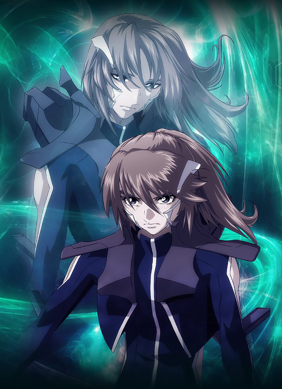 Fafner Beyond key visual