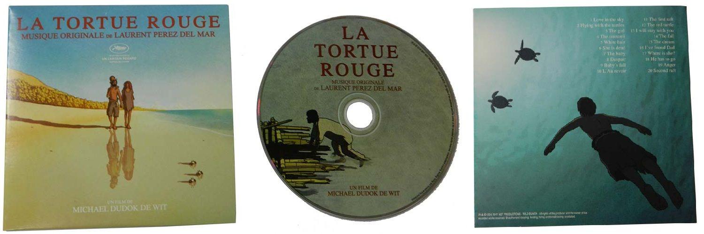 La tartaruga rossa unboxing dell 39 edizione prestige del - La porta rossa colonna sonora ...