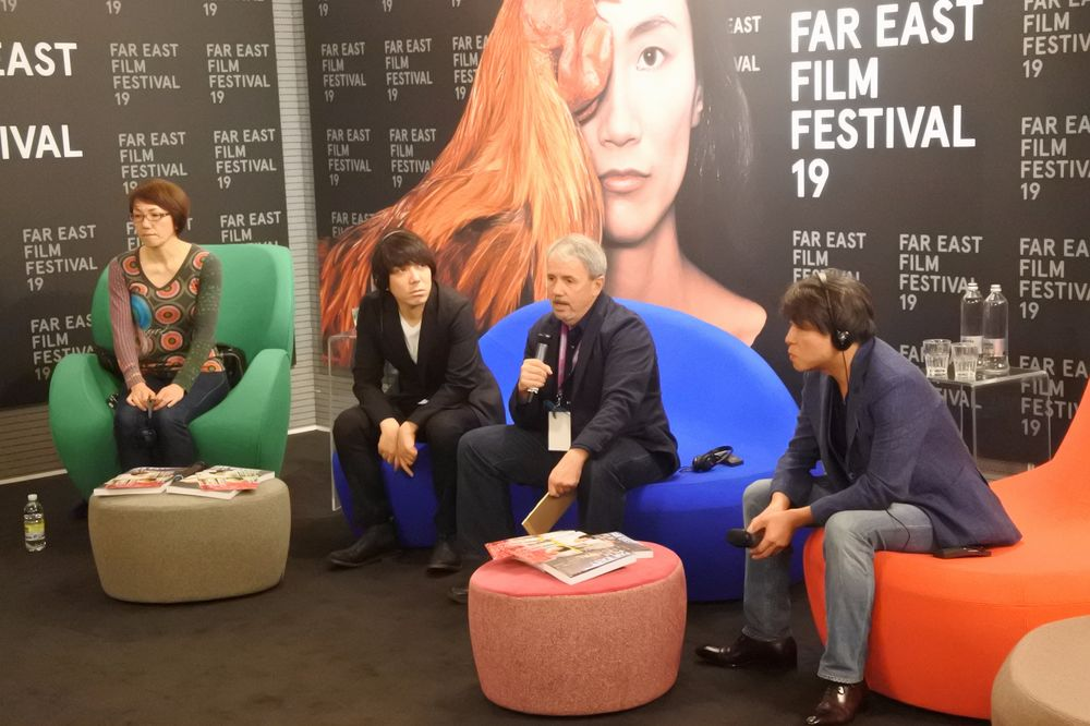 FEFF talks Ogigami Miura Nishitani Photo by Bob AnimeClick.it.JPG