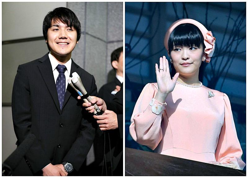 Auguri Matrimonio Giapponese : Giappone: la principessa mako rinuncia alla nobiltà per amore