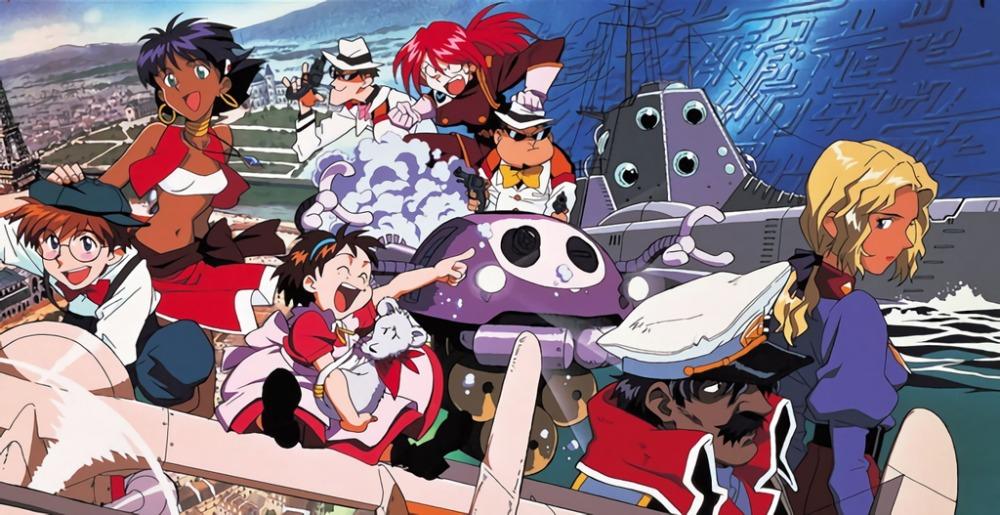 Best anime 100 i giapponesi nominano i cento migliori anime del