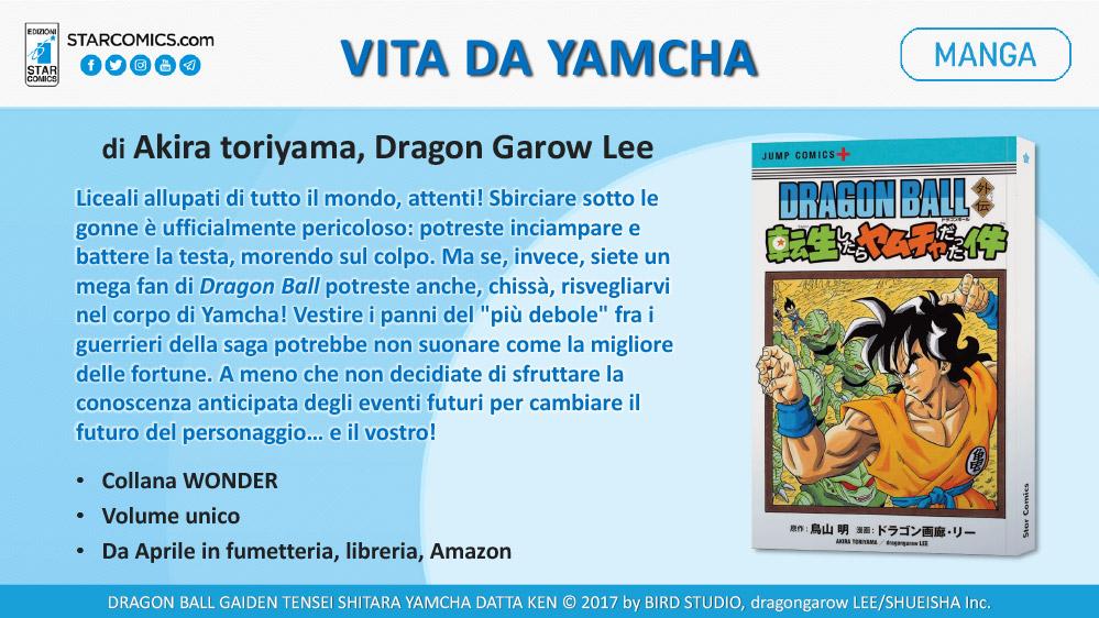Lucca 2018 - gli annunci Star Comics  767fd7c702f82