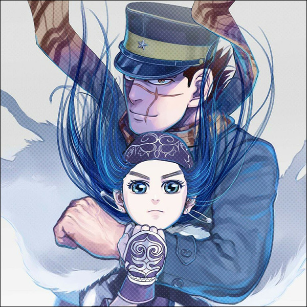 Golden Kamuy OAD 2