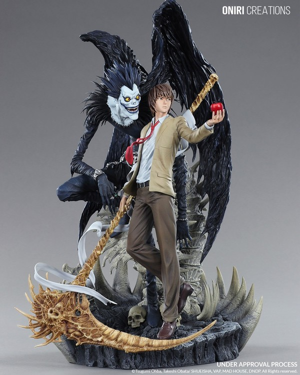 death note oniri creation