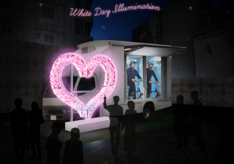 Soft in Demand: l'iniziativa per il White Day