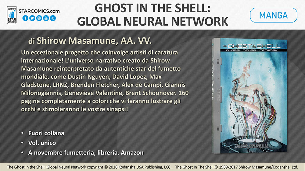 Ghost in the Shell Global Neural Network 1