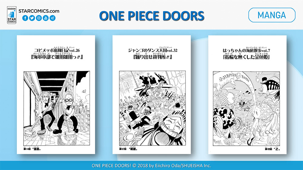 One Piece Doors 2