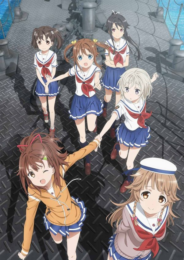 High School Fleet, film in arrivo per il sequel dell'anime