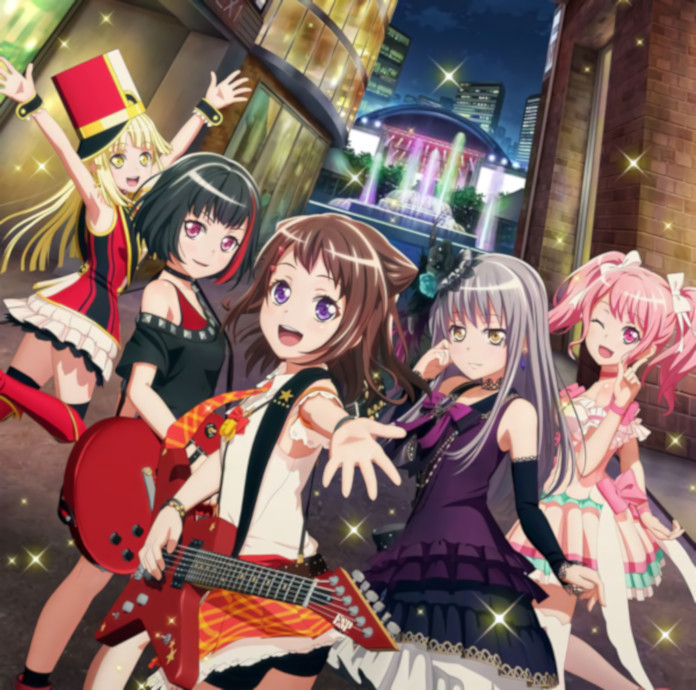 bang dream film live