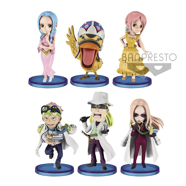 ONE PIECE WORLD COLLECTABLE FIGURE-LEVELY 1