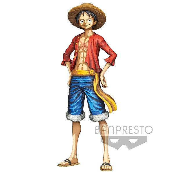 ONE PIECE Grandista MONKEY・D・LUFFY MANGA DIMENSIONS