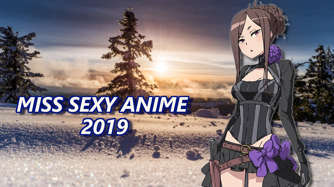 Miss Sexy Anime 2019 turno 2