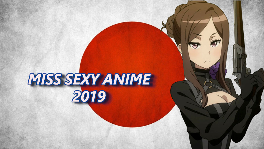Miss Sexy Anime 2019 - Turno 1