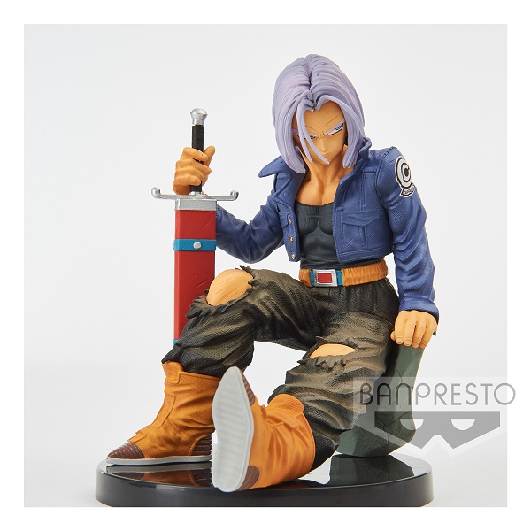DRAGON BALL Z BANPRESTO WORLD FIGURE COLOSSEUM2 vol8 (TRUNKS)