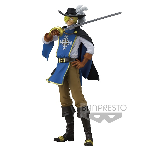 ONE PIECE TREASURE CRUISE WORLD JOURNEY vol.2 - SANJI