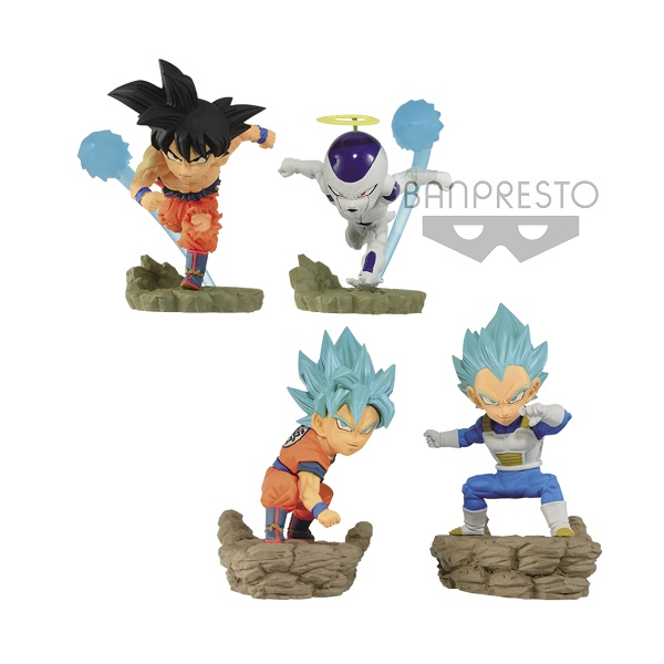 DRAGONBALL SUPER World Collectable Diorama vol.3