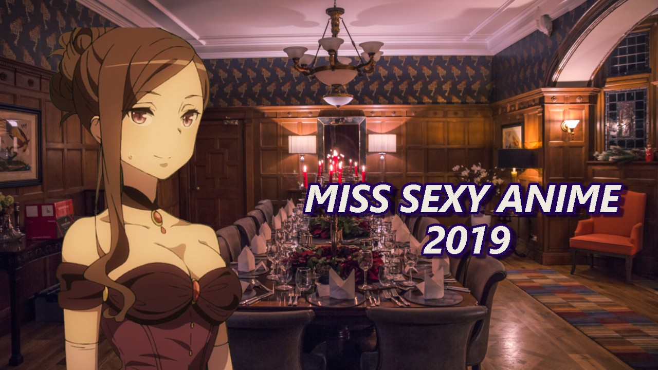 Miss Sexy Anime 2019 Turno 3