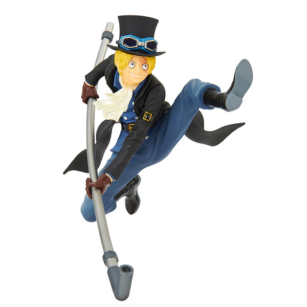 ONE PIECE BANPRESTO WORLD FIGURE COLOSSEUM2 vol.8 (SABO)