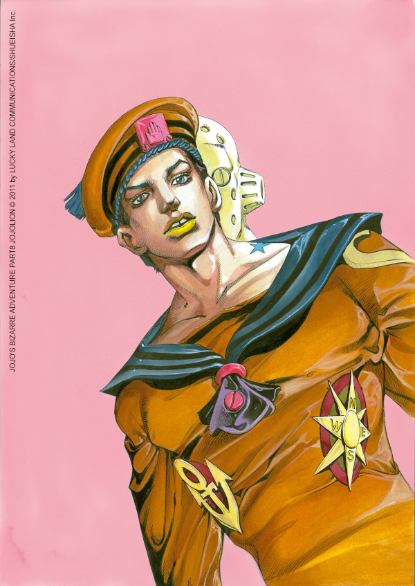 Lucca Comics & Games 2019: Press Cafè con Hirohiko Araki