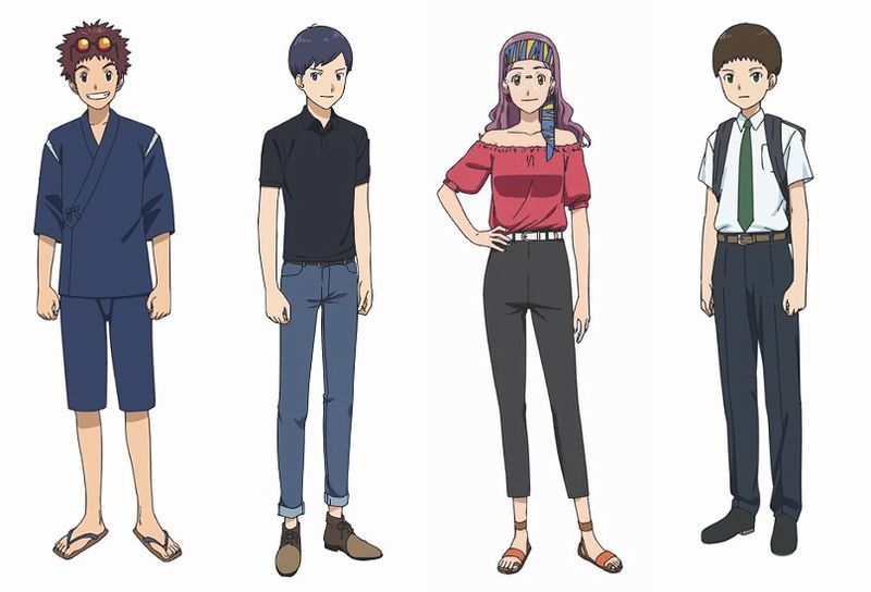 Digimon Last Evolution Kizuna, ecco il cast del film