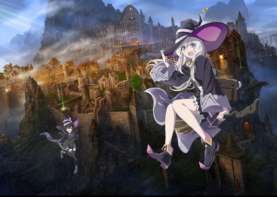 Majo no Tabitabi, è stato annunciato l'anime tratto dalla light novel