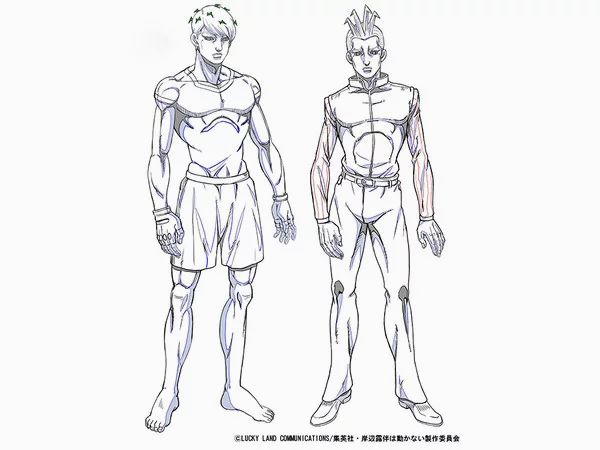 Thus Spoke Kishibe Rohan, ecco i personaggi dei due nuovi OVA in arrivo