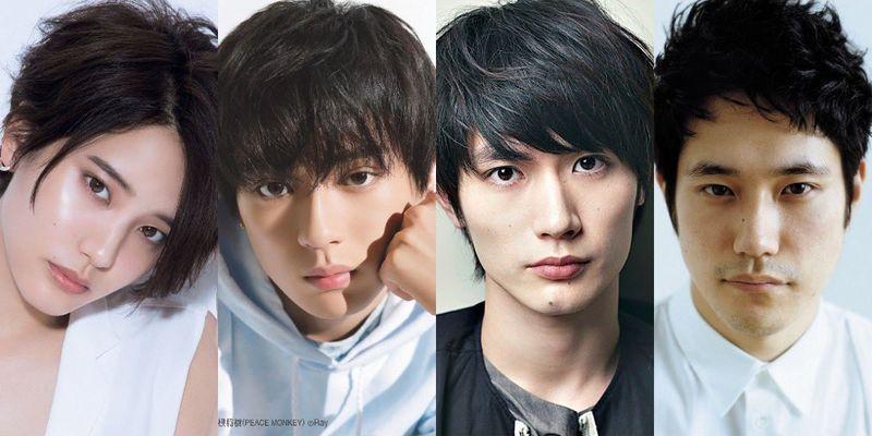 Brave-Gunjyo Senki cast