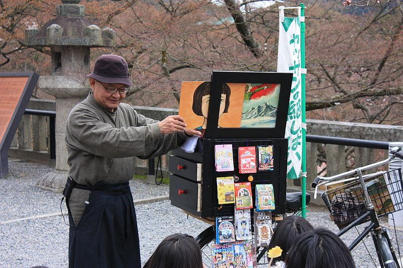 Kamishibai: l'arte della narrazione in Giappone che affascina ancora oggi |  AnimeClick